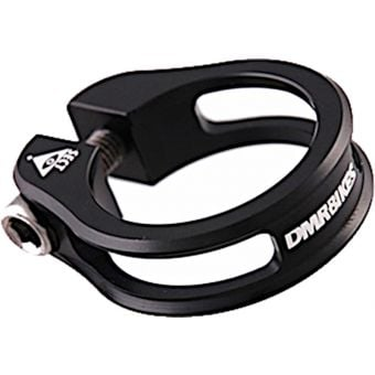 DMR Sect Superlight Single Bolt Seat Clamp 34.9mm Black