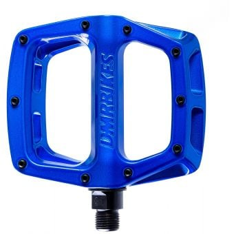 DMR V8 Pedals Blue Metallic