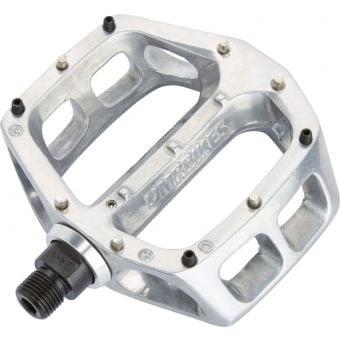 "DMR V8 Pedals 9/16"" Silver"