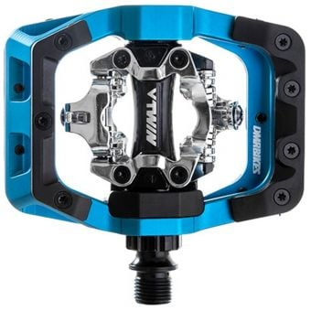 DMR V-Twin SPD MTB Pedal Blue