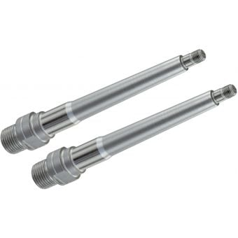 "DMR V12 Replacement Axle 9/16"" Pair"