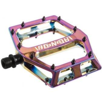 DMR Vault Lacon Signature Flat Pedals Oil Slick