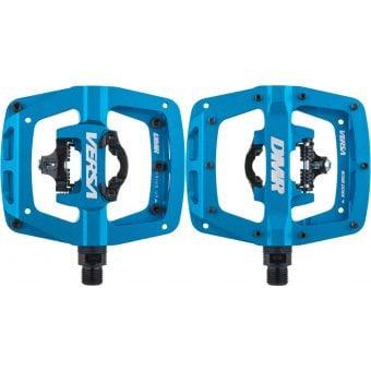 DMR Versa SPD/Flat MTB Pedals Blue