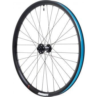 "DMR Zone 27.5"" (650B) 15x110mm Boost CentreLock Front Wheel Black"