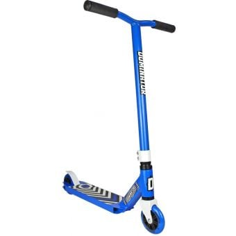 Dominator Scout Complete Scooter w/100mm Wheels Blue