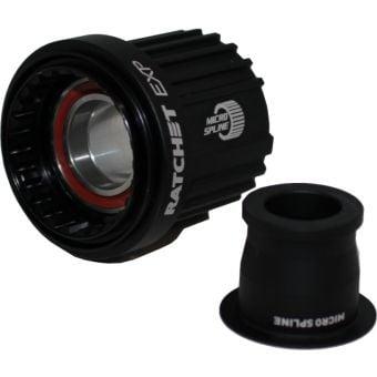 DT Swiss Ratchet EXP Micro Spline Freehub Body Kit 12x142/148mm