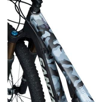 DyedBro Frame Protection Wrap Camo White