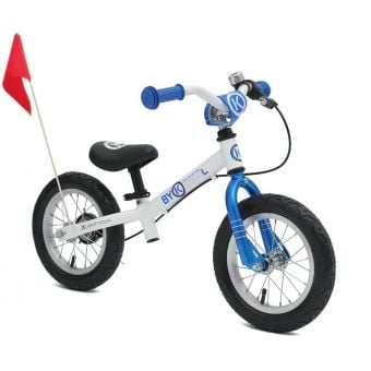 ByK E-200L Balance Bike Bright Blue