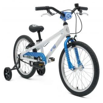 ByK E-350 Kids Bike Blue