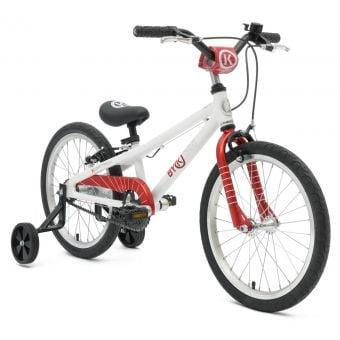 ByK E-350 Kids Bike Red