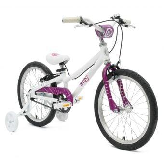ByK E-350 Girls Kids Bike Purple