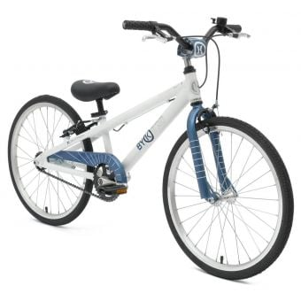 ByK E-450 Kids Bike Blue