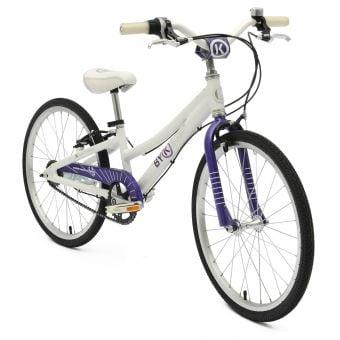 ByK E-450x3i 3 Speed Girls Kids Bike Purple