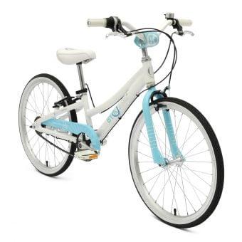 ByK E-450x3i 3 Speed Girls Kids Bike Sky Blue