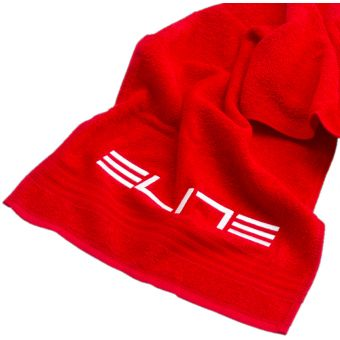 Elite Zugaman 130x30cm Training Towel Red
