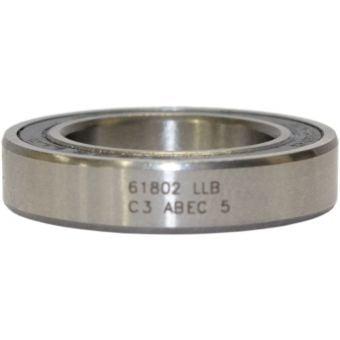 Enduro 61802 15x24x5 ABEC 5 Bearing