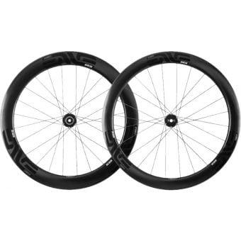 ENVE SES 5.6 Disc Brake Tubeless Clincher ENVE Alloy Hub 12mm Thru Axle Road Wheelset (Shimano/SRAM 11spd)