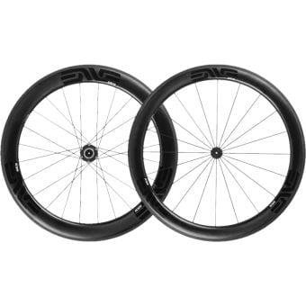 ENVE SES 5.6 Tubeless Carbon Fibre Road Wheelset (11spd Shimano/SRAM)