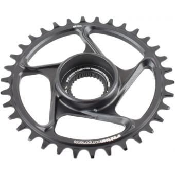 ethirteen eSpec Aluminum Bosch CX Gen4 Direct Mount Chainring Black