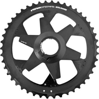 ethirteen TRS Plus 42T Spare 11-Speed Aluminium Cassette Cog Black (Service Part Only)
