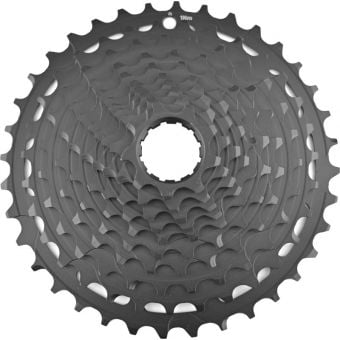 ethirteen XCX Plus 9-36T Spare 11sp Steel 10-Cog Cassette Black (Service Part Only)