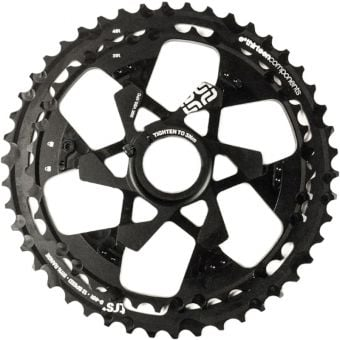 ethirteen TRS Plus 42-50T Spare 12-Speed Aluminium Cassette Cogs Black (Service Part Only)