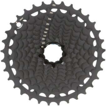 ethirteen TRS Plus 9-36T Spare 12sp Steel 10-Cog Cassette Black (Service Part Only)