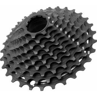 ethirteen XCX Plus 9-30T Spare 11sp Steel 10-Cog Cassette Black (Service Part Only)