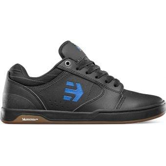 Etnies Camber Crank Flat Shoes Black/Blue