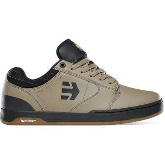 Etnies Camber Crank Flat Pedal MTB Shoes Tan/Black