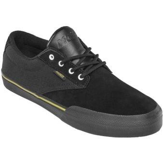 Etnies Jameson Vulc X Doomed Shoes Black
