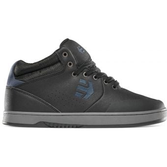 Etnies Marana Mid Crank Shoes Black/Grey