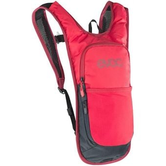 Evoc CC 2L Hydration Pack with 2L Bladder Red