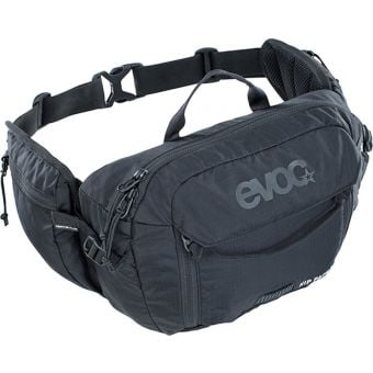 Evoc Hip Pack 3L with 1.5L Bladder Black