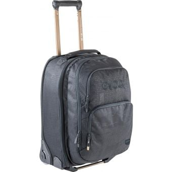 Evoc Terminal Bag 40L and Detachable 20L Backpack Black