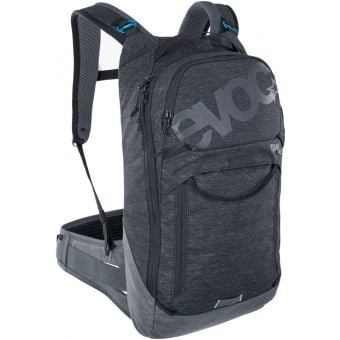 EVOC Trail Pro 10L Protector Backpack Black Small/Medium
