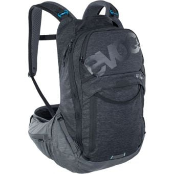 EVOC Trail Pro 16L Protector Backpack Black Small/Medium