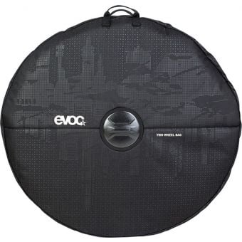 Evoc Two Wheel Travel Bag Black