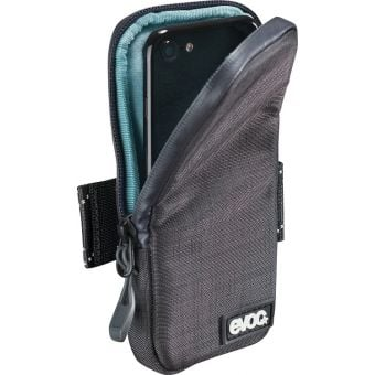 Evoc XL Phone Case Heather Carbon Grey
