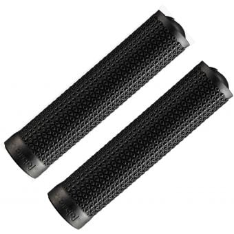 Fabric AM 31mm Micro-Hex Lock-On MTB Grips Black