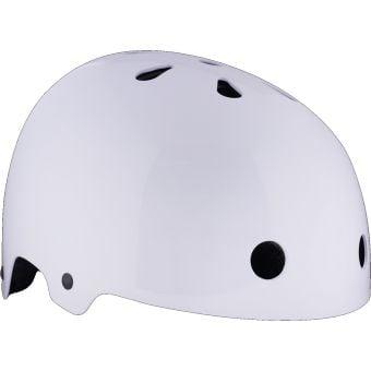 Family Helmet Gloss White