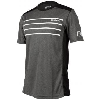 Fasthouse Classic Cartel SS Jersey Heather Charcoal 2021