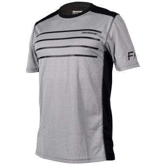 Fasthouse Classic Cartel SS Jersey Heather Grey 2021