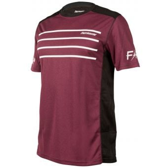 Fasthouse Classic Cartel SS Jersey Heather Maroon 2021