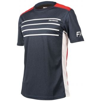 Fasthouse Classic Cartel SS Jersey Heather Navy 2021