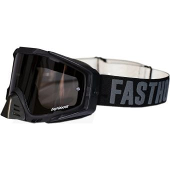 Fasthouse EKS-S Goggles (Mirror Lens) Black
