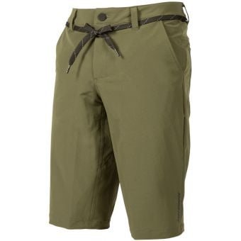 Fasthouse Kicker MTB Shorts Olive Green 2021