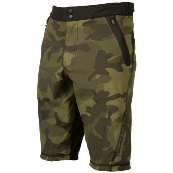 Fasthouse Youth Crossline 2.0 Shorts Camo 2021