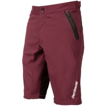Fasthouse Youth Crossline 2.0 Shorts Maroon 2021