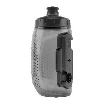 Fidlock Twist 450ml Drink Bottle Black/Clear